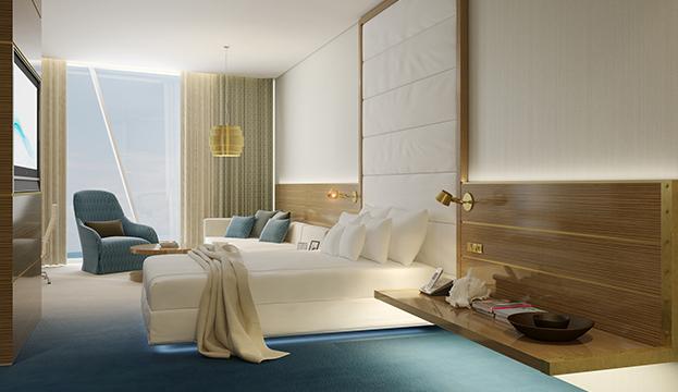 Hotels Room - Wyndham Grand