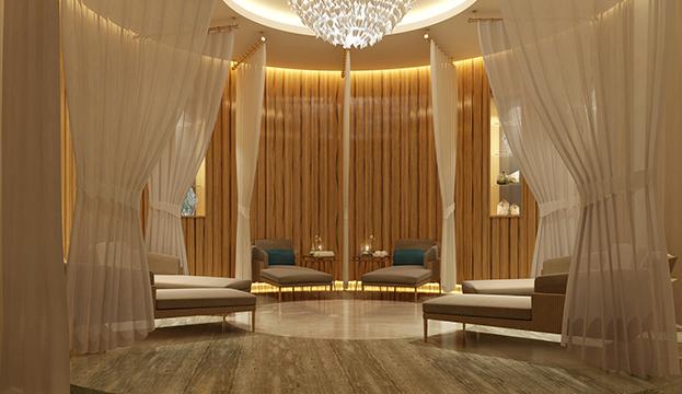 Floor Space - Wyndham Grand Hotes